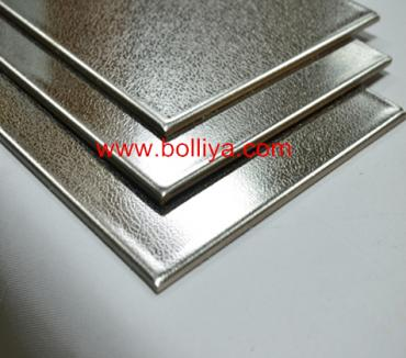 316 Stainless Steel Composite Panel (Rock Finish)