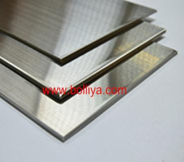 Hairline Stainless Steel Composite Panel ( Brushed Finish)