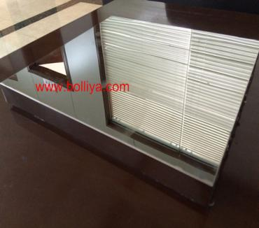 Mirror Stainless Steel honeycomb panels