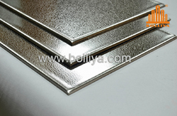 Dull Finish Stainless Steel Composite Panel Dull Finish
