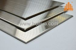 Bolliya alpolic stainless steel building facades China manufacturer