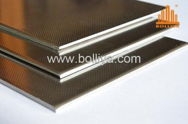 Bolliya Stainless Steel Cladding Panels Advantages