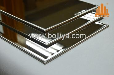Bolliya Stainless Steel Cladding Materials